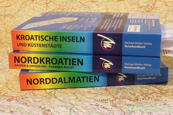 Kroatien Reiseführer aus dem Michael Müller Verlag