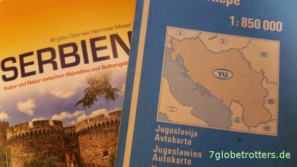 Reiseinformationen über Serbien