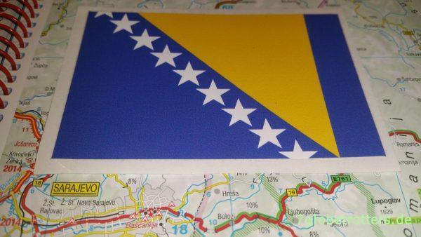 Reiseinformationen Bosnien Herzegowina 2017
