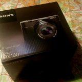 Reisekamera Sony Cybershot DSC-RX100