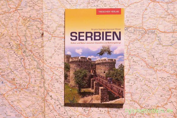 Der Serbien-Reiseführer aus dem Trescher Verlag
