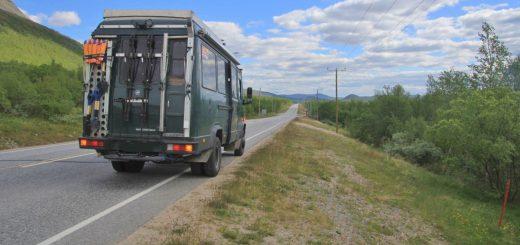 Vignettenpflicht in der Slowakei für Wohnmobile (M1)