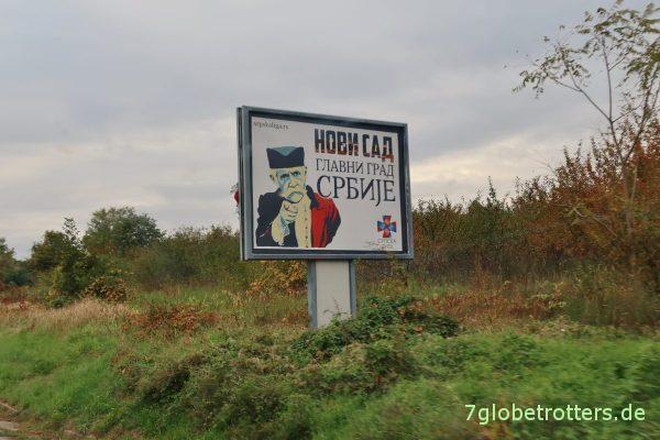 Heimliche Hauptstadt Novi Sad?