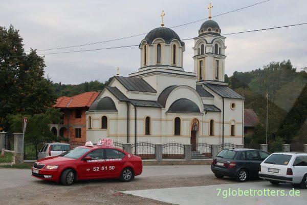 Orthodoxe Kirche Sveta Velikomučenica Marina