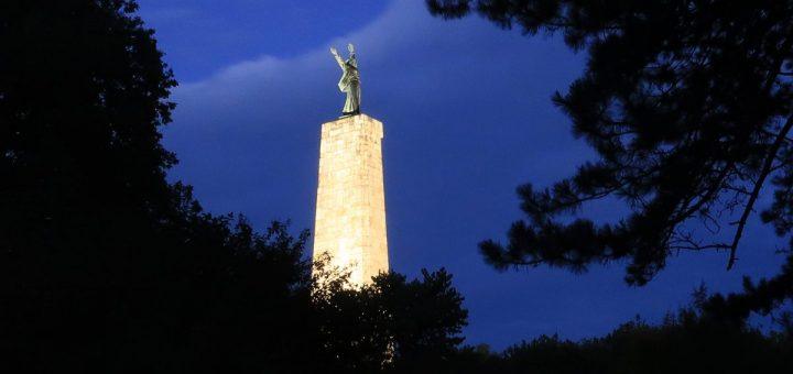Споменик Слобода Фрушке горе / Freiheitsmonument Fruška Gora