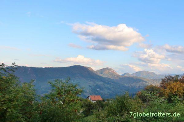 Bosnien-Herzegowina: Dinarisches Gebirge