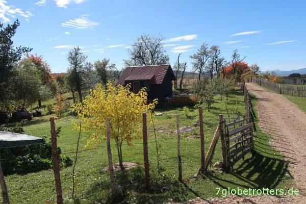 Bosnien-Herzegowina: Abgelegenes Dorf