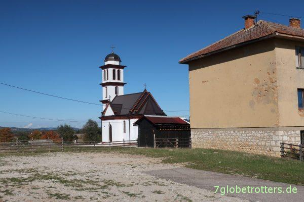 Bosnien-Herzegowina: Orthodoxe Kirche Čavarine