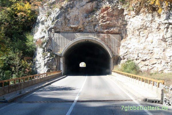 Tunnel nach Sarajevo