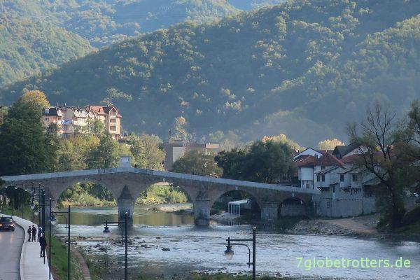 Bosnien-Herzegowina: Alte Brücke von Konjic