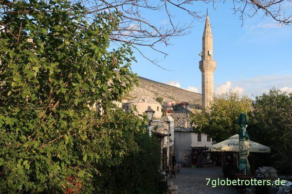 Altstadt von Mostar