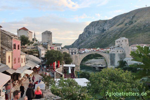 Stari Most (Alte Brücke) von Mostar