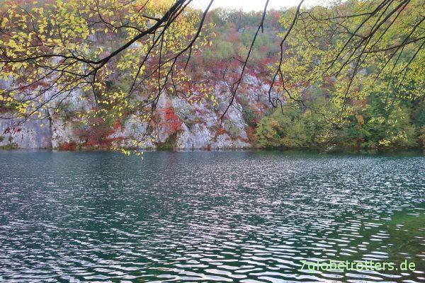 Plitvicer Seen: Der echte Silbersee (Jezero Kaluderovac)