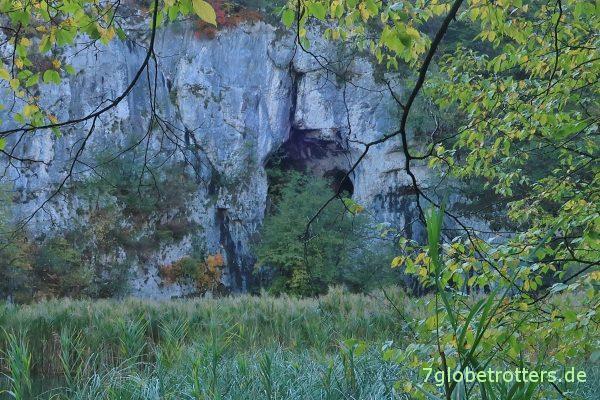 Die Schatzhöhle am Silbersee (Jezero Kaluderovac)