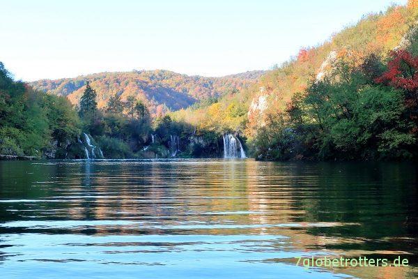 Plitvicer Seen: Jezero Milanovac