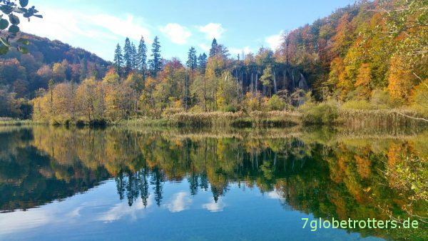Plitvicer Seen: Gradinsko Jezero
