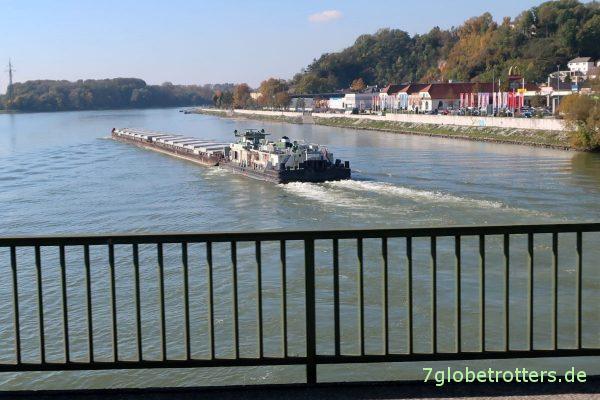 Österreich: Die 6. und letzte Donauüberquerung