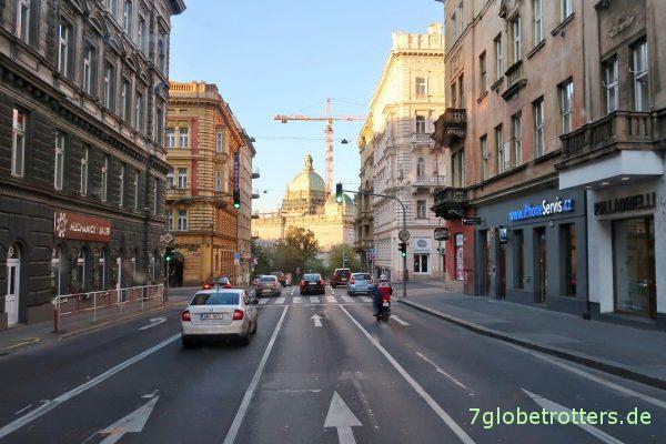 Tschechien: Das Prager Zentrum darf bis 6 t befahren werden