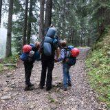 Wandern mit Kindern durch die Dolomiten
