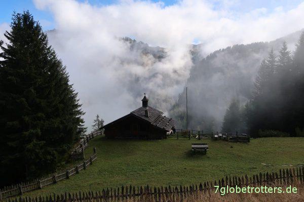 Schutzhaus Schlernbödele
