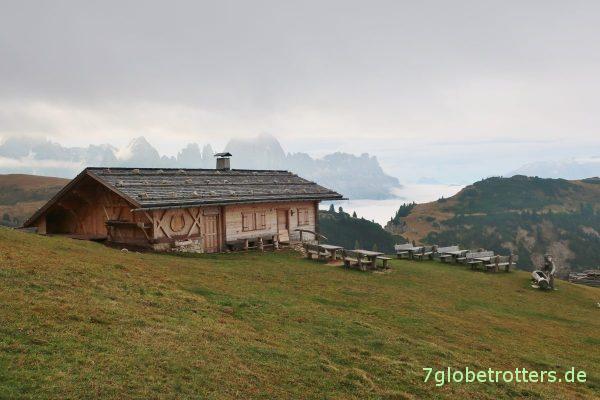 Die Moorbodn-Hütte
