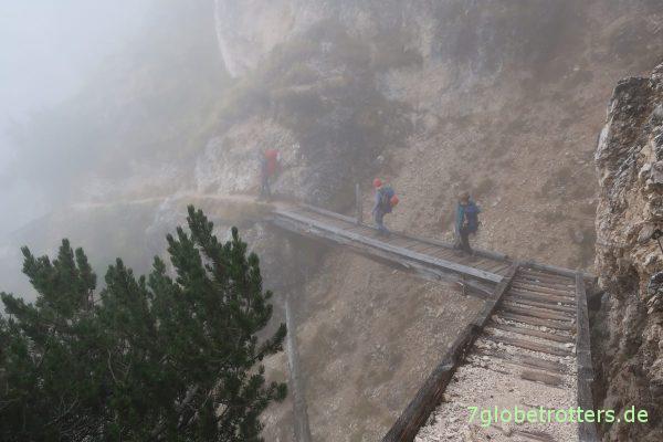 Brücken in der Bärenfalle