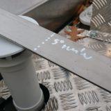 Astabweiser aus Edelstahl selbst bauen