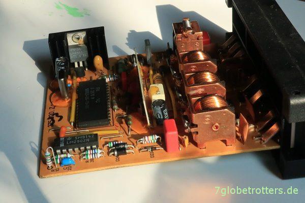 Steuergerät SG1564-24V der Webasto Diesel Standheizung DBW2012