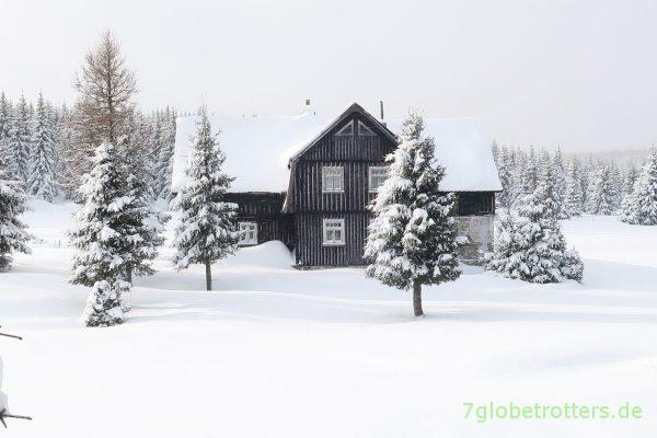 Winteridylle Klein Iser (Jizerka)