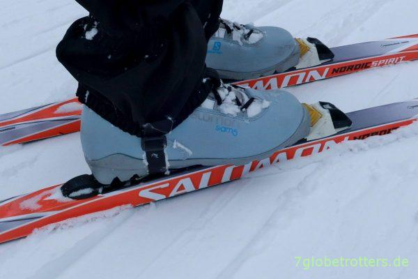 Nicht ohne meine Skier: Winter im Isergebirge