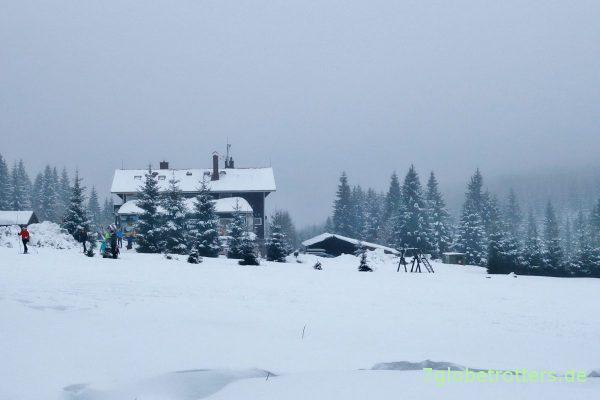 Das Wittghaus im Isergebirge