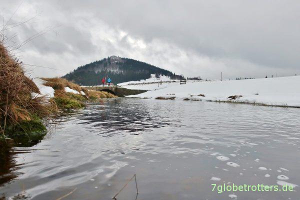Der Buchberg im Isergebirge