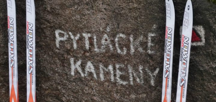 Raubschützenfelsen im Isergebirge (Pytlacke Kameny)