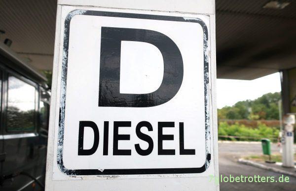 Expeditionsmobil light als Diesel oder Benziner kaufen in 2018?