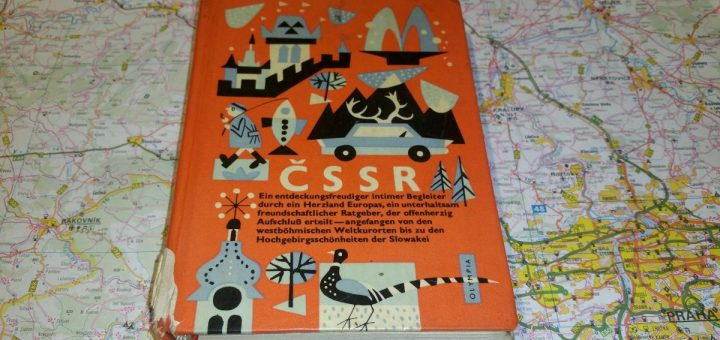 Tschechien-Reiseführer 1: Der Olympia von 1968