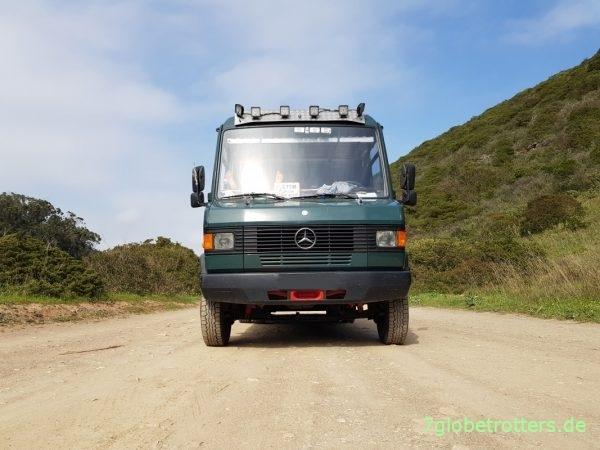 Kaufberatung Mercedes 711, offroad