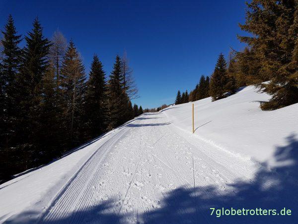 Dieser Weg fehlt in der Kompasskarte Südtirol