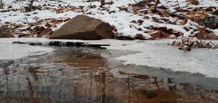 Winterwanderung durch Sibirien