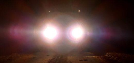 Das Fernlicht geht dank separater Sicherung