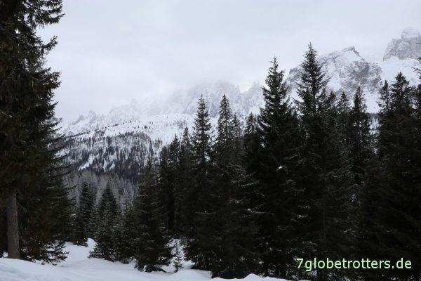 Kameravergleich im Winter: Canon EOS 80D