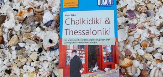 Reiseführer Chalkidiki Thessaloniki