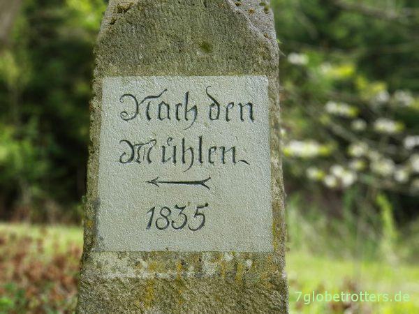 Wanderung zum Hohen Schneeberg in der Böhmischen Schweiz