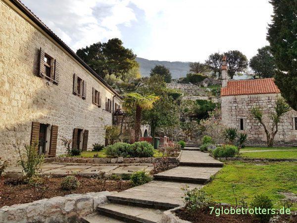 Kloster Gradischte/ Градиште монастырь inKaluđerac, Montenegro