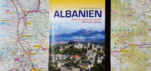 Reiseführer Albanien aus dem Trescher Verlag