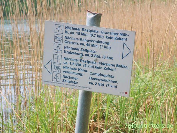 Obere-Havel-Tour: Von der Quelle zum Campingplatz Hexenwäldchen