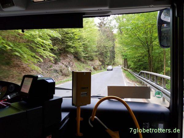 Wanderung durch die Böhmische Schweiz: Wilde Klamm und Prebischtor