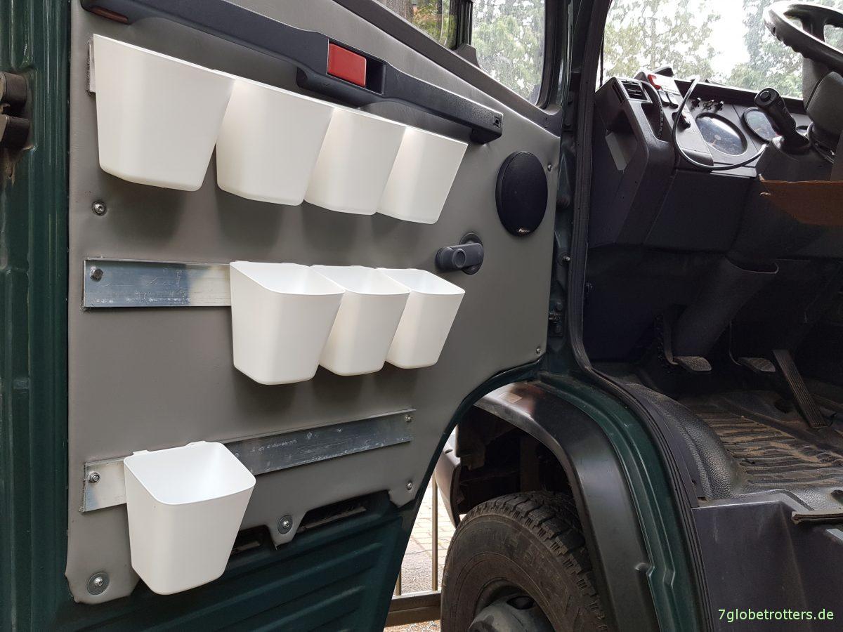 ᐅ Zusatzlicher Stauraum Im Wohnmobil Tur Seitenverkleidung