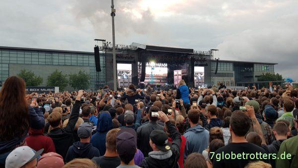 Eminem Konzert Hannover 2018