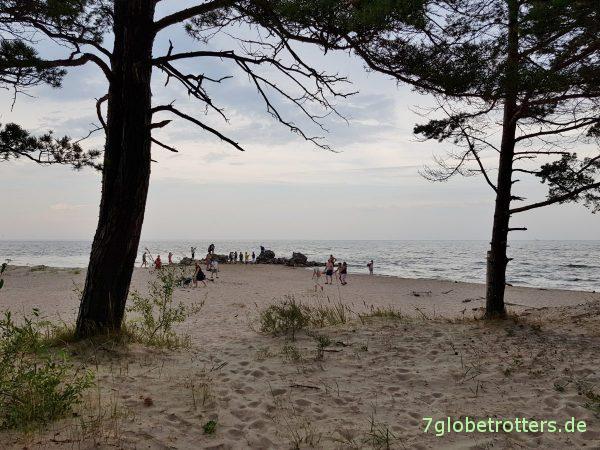 Lettland, Kreuzsee Leuchtturm Kolka, Nationalpark Slitere, Liepaja - Libau, Jurkalne, Ventspils - Windau, Nationalpark Slitere