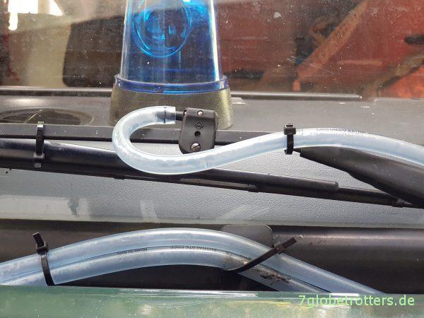 Spritzdüsen für den Mercedes-Benz T2/LN1 Fensterbus SWF 104725